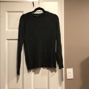 French connection woman's grey sweater